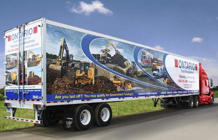 Vehicle Graphics Signs London Ontario