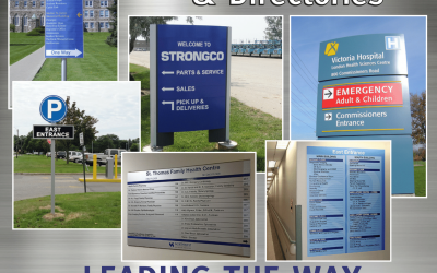 Wayfinding and Directories