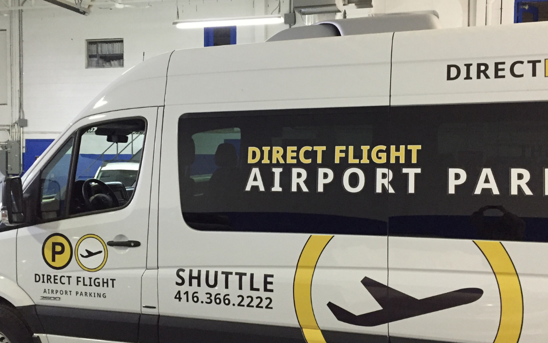 Vehicle wrap: why you should brand your fleet?